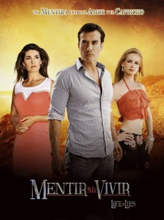 Лгать, чтобы выжить Все серии (Мексика, 2013) смотреть онлайн латиноамериканский сериал на русском языке