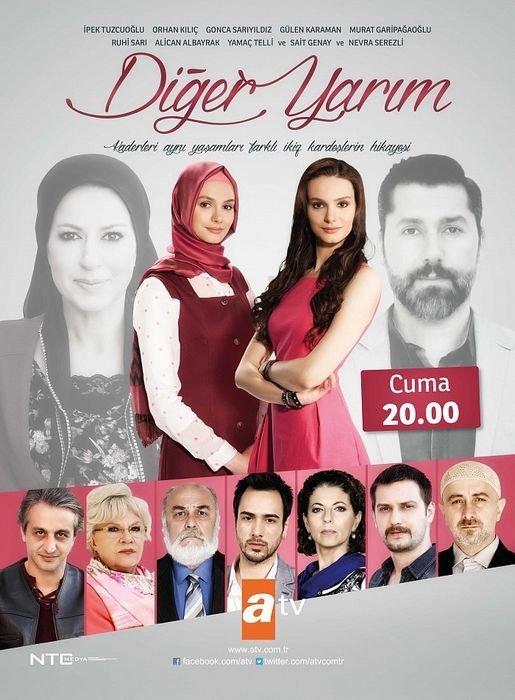 Турецкие сериали ярим
