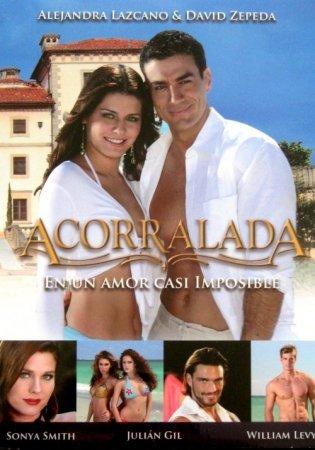 Загнанная / Acorralada Все серии (2007) смотреть онлайн латиноамериканский сериал на русском языке