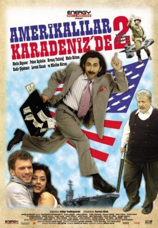 Американцы на Чёрном море 2 Все серии (Турция, 2007) смотреть онлайн турецкий фильм на русском языке