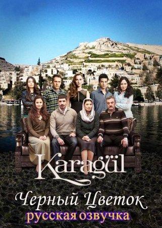 Турецкий фильм чёрный цветок